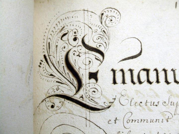 Calligraphy-Ireland-New Ross-Wexford-Archives