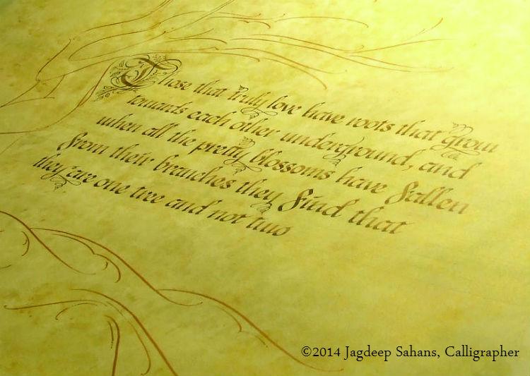 Captain Corelli's Mandolin Poem, wedding gift. Wall Hanging