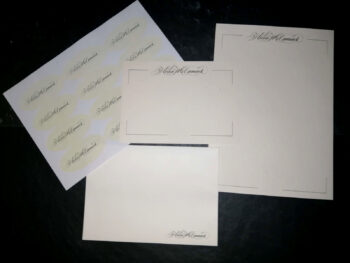 Personalised Stationery Gift Set (Small)