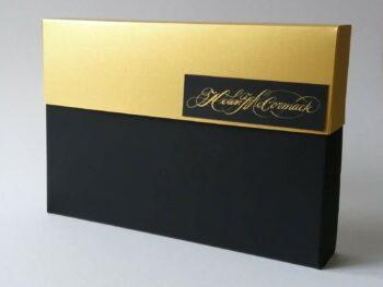 Personalised Handmade Stationery Box
