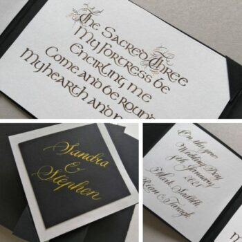 Handmade Personalised Gift Card